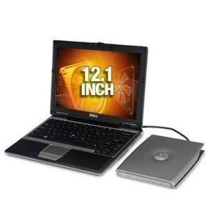Dell D430 Software Loaded WiFi Ext Dell Portable DVD CDRW