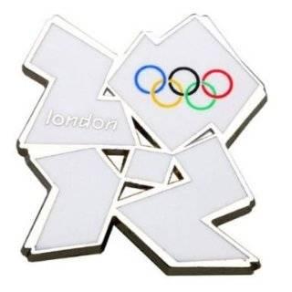 London 2012 Olympics Logo Pin Badge