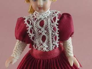 Steiner Bebe Miniature Antique Reproduction Exquisite Vintage 1990s