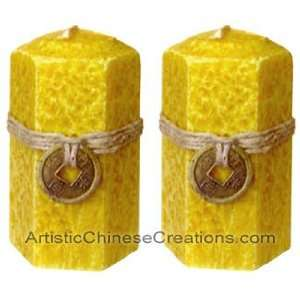 Feng Shui Products / Chinese Home Decor Chinese Candles with Feng