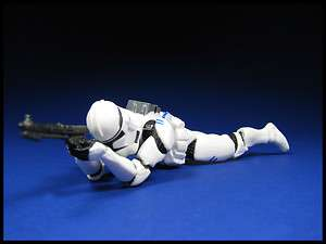 STAR WARS ROTS BUILD YOUR ARMY CLONE TROOPER