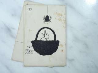 1930 ANTIQUE MEDICAL STEREOSCOPIC CHILDREN EYE EXAM SET