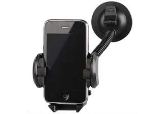 Car Mount Holder For Samsung Galaxy S II 2 SGH i777 T989 T Mobile