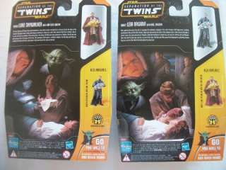 Star Wars ROTS Exclusive Separation of the Twins Figure set   Luke