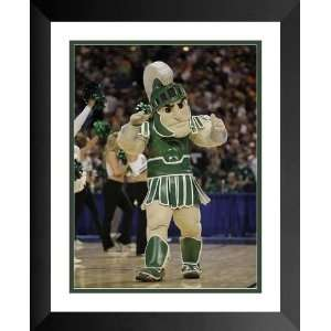 20 Michigan State Spartans Sparty Unframed Photo