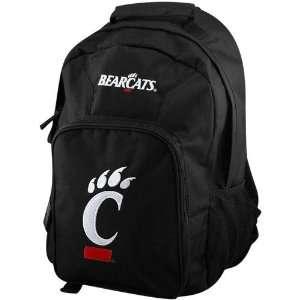 Cincinnati Bearcats Black Youth Southpaw Backpack