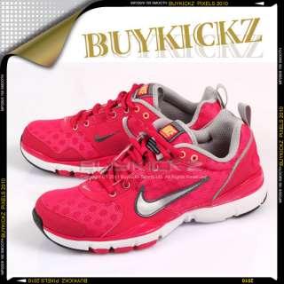Nike Wmns Flex Trainer Bright Cerise / Metallic Silver