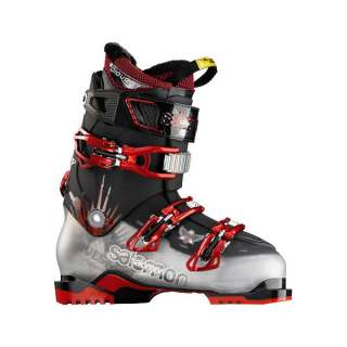 Salomon Quest 8 Ski Boots Crystal Translucent/Black Sz 11 (29)
