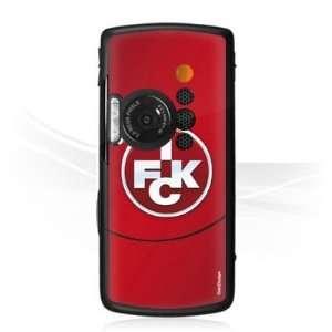 Skins for Sony Ericsson W810i   1. FCK Logo Design Folie Electronics