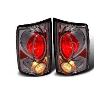 02 06 Dodge Ram Pick Up Altezza Tail Light   Chrome