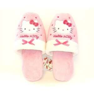 Sanrio Hello Kitty indoor slipper light pink (size 6 7 or