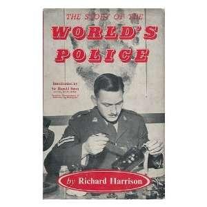 Harrison ; Foreword by Sir Harold Scott Richard Harrison Books