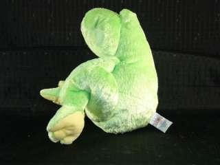 11 Plush Baby Gund Soft Green Frog Chubbles Lovey Toy