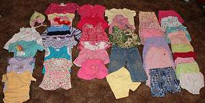 20 Girls baby infant toddler clothes lot 34 size 12 18 months