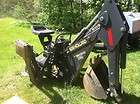Good Terramite T5D Compact Tractor Loader Backhoe!