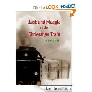 Jack and Meggie on the Christmas Train; An Ageplay & Spanking Short