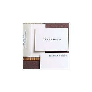 com $5 Off. Personalized Stationery Set 200 Cards, Notes & Envelopes