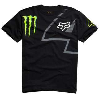 XXL Fox Racing Monster Logo Mens Carmichael RC 4 Mens T Tee Shirt MX