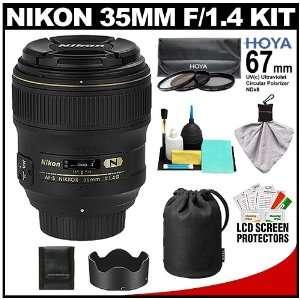 Nikon 35mm f/1.4 G AF S Nikkor LNikon 35mm f/1.4 G AF S Nikkor Lens