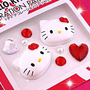 Sanrio Hello Kitty 3D Decoration Sticker