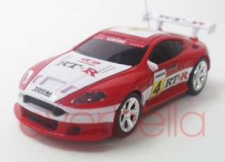 Radio Remote Control Racing Car in a Can with 4 cones 9189 D01