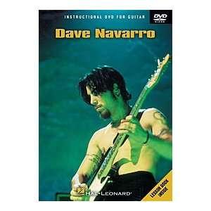 Instructional Guitar: Dave Navarro: Dave Navarro: Movies & TV