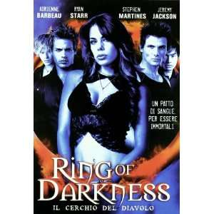 Ring Of Darkness Adrienne Barbeau, Colin Bain, Stephen