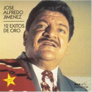 12 Exitos De Oro José Alfredo Jimenez