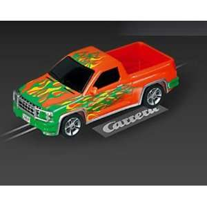 Carrera GO 1/43 Analog Slot Cars   Pick Up Truck