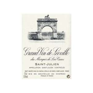 2003 Chateau Leoville Las Cases Saint Julien 1.5 L Magnum