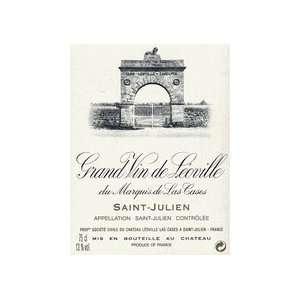 2003 Chateau Leoville Las Cases Saint Julien 1.5 L Magnum