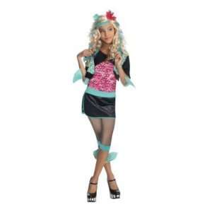 Child Costume   Monster High Lagoona Blue