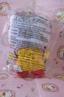Sanrio Hello Kitty x McDonalds Ronald Mcdonald Plush Doll Stuffed