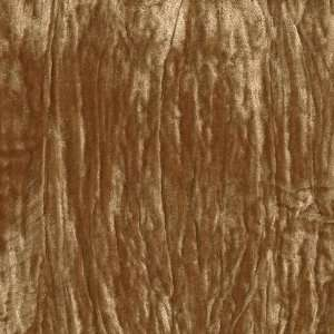 52 Wide Stretch Crushed Velvet French Toast Fabric By