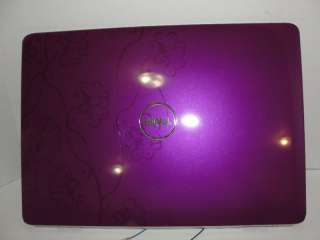 DELL 1525 1526 LCD Back Cover Lid   KY324   PURPLE