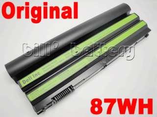 Genuine Battery Dell Latitude E5420 E5520 E6120 E6220