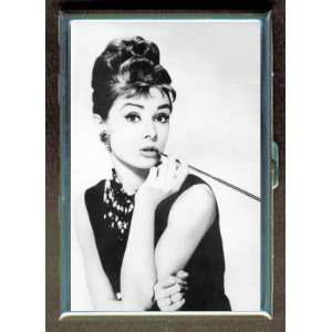 AUDREY HEPBURN BREAKFAST ID Holder, Cigarette Case or Wallet MADE IN