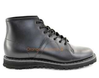 DEMONIA MONKEY BOOT 102 Womens Leather Ankle High Combat Casual Boots