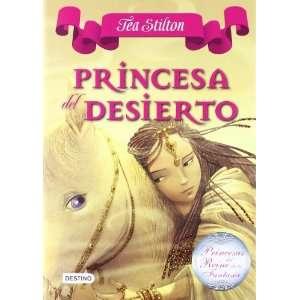TEA S 3.PRINCESA DEL DESIERTO.DESTINO. (9788408102304