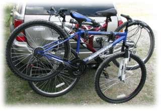 or 2 RECEIVER   2 BIKE CAR SUV VAN HITCH RACK BICYCLE RACK