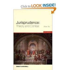 Jurisprudence (9781847034458): Brian H Bix: Books