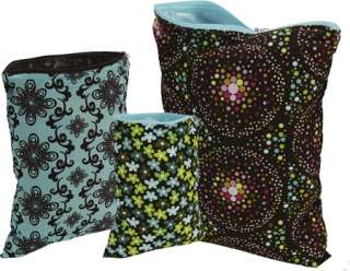 NEW Planet Wise Reusable Wet Bags Cloth Diapers Bag