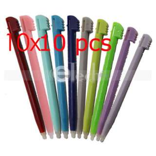 100 x Touch Stylus Pen For Nintendo DS NDS LITE DSL New