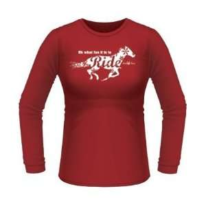 Lucky Bucky Unisex Oh What Fun Tee Shirt: Sports