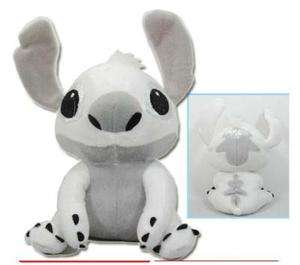 Disney Lilo & Stitch 17cm Grey Stuffed Soft Plush Toy