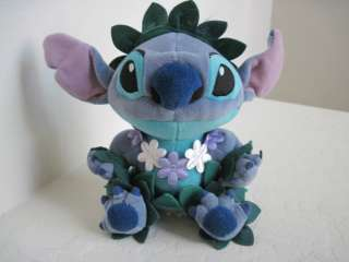 Disney LiLo & Stitch BEAN BAG HULA STITCH Plush Doll