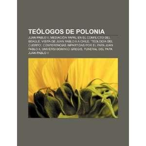 Teólogos de Polonia: Juan Pablo II, Mediación papal en