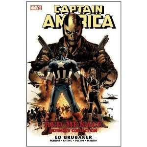 Captain America, Vol. 2: Red Menace Ultimate Collection