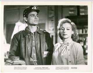Movie Still~Jeff Chandler/Evelyn Keyes~Iron Man (1951) boxing movie