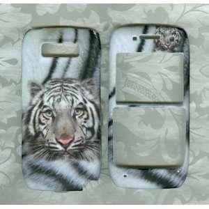 tiger new nokia e71 e71x Straight Talk phone cover case